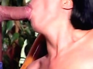 Eva Hot Gives Her Man A Wild Fuck After A Rubdown