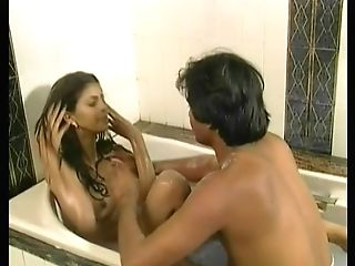 Youthfull Indian Desi Teenager Takes A Bathroom