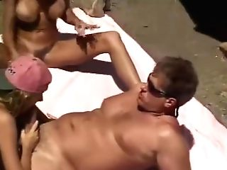 Hank Armstrong, Anna Malle & Christi Lake Very Hot 3way From Sway Life(03)
