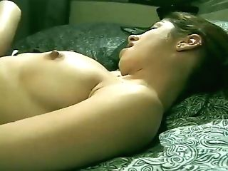 Lady In Milky Satin Underpants Gets Fucked By Bf