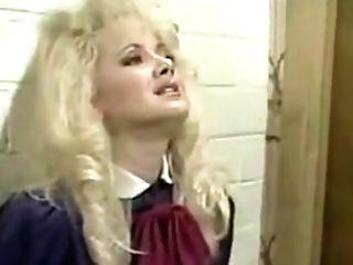 Texas Blonde Bombshell Loves To Gulp Jizm!