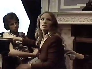Amazing Interracial Old School Scene With Linda Wong And Tracy O'neil