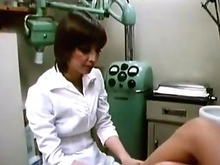 Old School Xxx: Exotic Dentist Office Encounter!