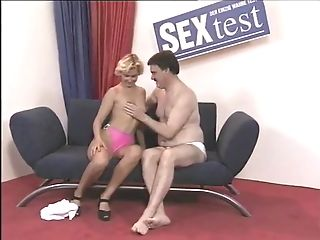 Sextest With Carmen Herzog
