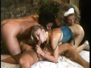 Moana Pozzi And Rocco Siffredi Assfuck Orgy - Rectal Starlets (1991)