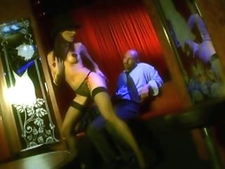 Judith Fox Stripper