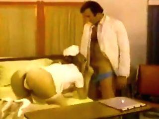 Robin Byrd - Nurse - Antique Hospital Ass-fuck