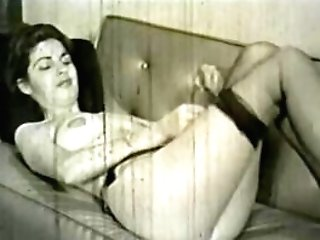 Glamour Nudes 640 50's And 60's - Scene Two