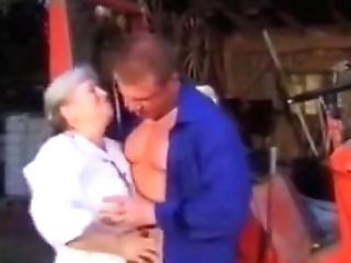 Incredible Old School Pornography Movie From The Golden Period