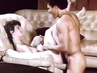 Amazing Facial Cumshot Retro Scene With Catherine Reynolds And Jesie St. James