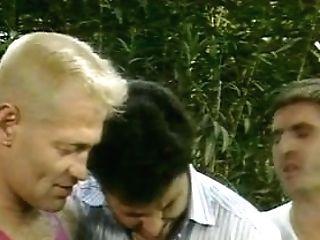 Moana Pozzi Group Sex Orgy Inwards Napoli (1990)