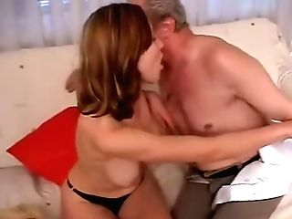 Fabulous Big Natural Tits, Matures Fuck-fest Movie