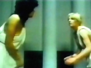 Old School Catfights-nude Toga Grappling Scenes