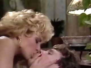 Hot Antique Scene With Karen Summer And Tom Byron