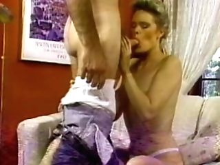 Old-school Pornography: Hump With Cougar In Undergarments