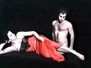 Fabulous Retro Clip With Nicholas Warren And Henrietta Holm