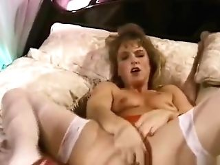 Retro Housewife Hairy Cooch Fuck Stick Equipment