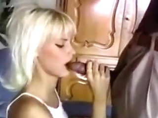 Hungarian Woman Anita Blonde