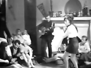 Soiree Old-school: School Femmes (1968 Glamour)
