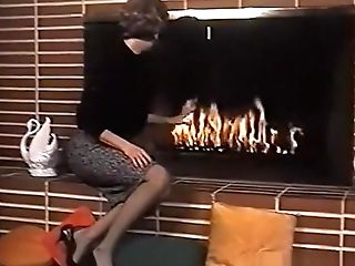 Antique Striptease Music Vid - Lee Germaine - Light My Fire