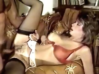 Astonishing Orgy Flick Antique Crazy Only For You