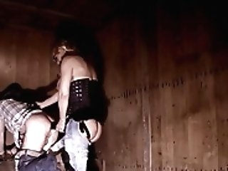 Dirty Female Domination Barngirl Is Fucking And Pegging - Norske Monica