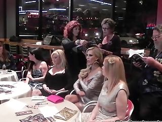 Golden Queens Book Signing - Hustler Hollywood