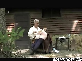 Outdoor Domestic Punishment