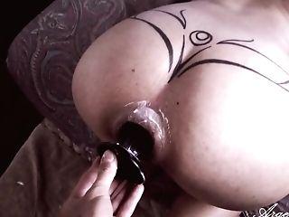 Retro Ass Fucking Injection