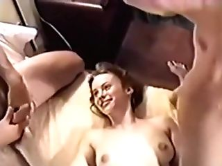 Teenager Samantha Gang-fucked ((fyff))