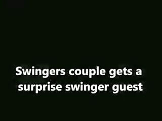 70's Swingers Couples Surprise