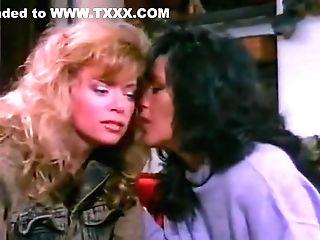 Tracey Adams Lezzie Scene Two From Il Vizio Preferito Di Mia Moglie 1988