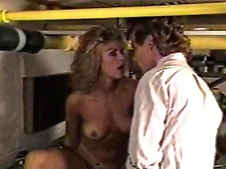 Exotic Old-school Movie With Paul Thomas And Nina Hartley