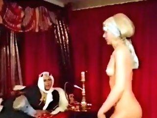 Arab Harem - Antique