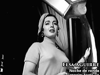 Elsa Acquire.   Mexican Beauty In Faux Apachecdance