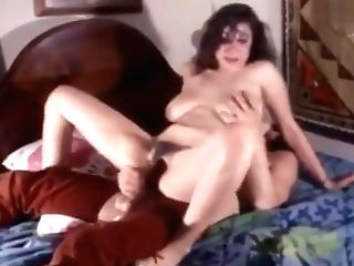 Retro Humungous Dick Hairy Natural Tits Pop-shot Fellatio Ass Fucking Cougar
