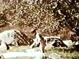 Antique 70s - Aphrodisia Film - Hot Teenager