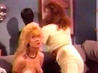 Nina Hartley And Keisha - Another Old Hot Gal - Lady Scene.