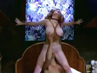 Antique - Lisa Deleeuw As A Cowgirl