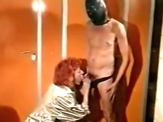 German Public Wc Hot Matures Red-haired By Nwst
