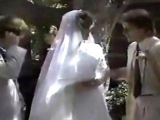 Bride In A Mmf
