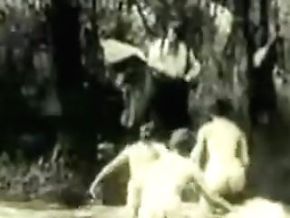 Antique Erotic Movie Two - No Swimming 1906
