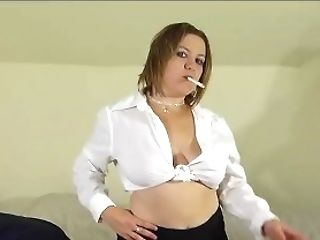 Smoking Fixation Simpleness - Alhana Winter - Rottenstar Antique Vid