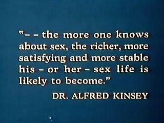 The Postgraduate Course In Sexual Love