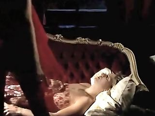 Milada Wakes Her Man Up.