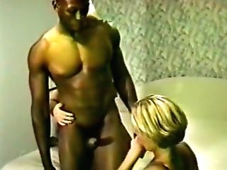 Ally Takes Her 1st Black Fuck-stick