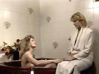 Exotic Assfuck Retro Scene With Marie-chantal Trobert And Sabina