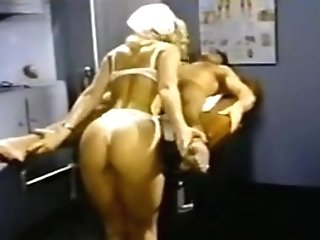 Nina Hartley - Utter Service Nurse