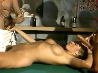 The Golden Age Of Porno: My Very First Facial Cumshot