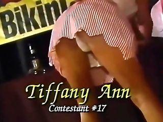 1990's California Bathing Suit Female Contest